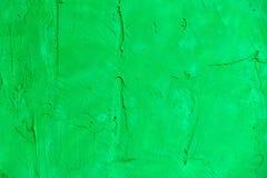Parede de pedra verde-clara Fotografia de Stock