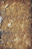 Parede de pedra vermelha velha Imagens de Stock