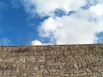 Parede de pedras Fotos de Stock Royalty Free