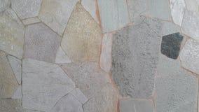 Parede de pedras coloridas Imagem de Stock Royalty Free