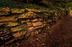 Parede de pedras velha Foto de Stock Royalty Free