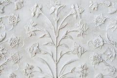 Parede de Taj Fotografia de Stock Royalty Free