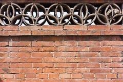 A parede de tijolo Imagem de Stock Royalty Free