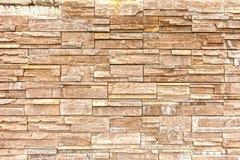 Parede de tijolo Fotografia de Stock Royalty Free