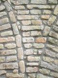 Parede de tijolo antiga Imagem de Stock Royalty Free