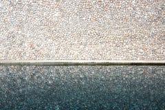 Parede de tijolo com associação Fotografia de Stock Royalty Free