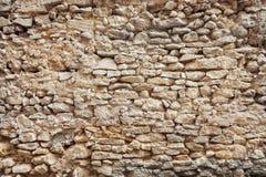 Parede de tijolo da cidade velha Fotografia de Stock Royalty Free