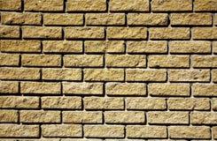 Parede de tijolo da textura Imagem de Stock