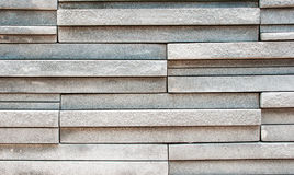 A parede de tijolo da textura da telha aplainou Fotografia de Stock Royalty Free