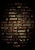 Parede de tijolo de Grunge Fotos de Stock Royalty Free