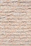 Parede de tijolo de pedra Fotos de Stock