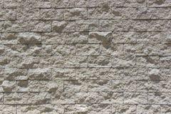 Parede de tijolo de pedra Fotos de Stock Royalty Free