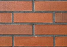 Parede de tijolo desobstruída Imagens de Stock