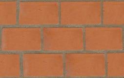 Parede de tijolo grande do teste padrão foto de stock royalty free