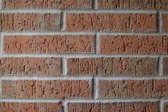 Parede de tijolo lisa Imagem de Stock Royalty Free