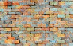 Parede de tijolo moderna Imagem de Stock