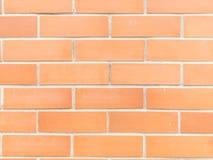 A parede de tijolo moderna Imagem de Stock