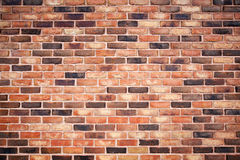 Parede de tijolo multicolorido fotografia de stock royalty free