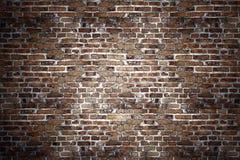 Parede de tijolo preta para o fundo fotos de stock