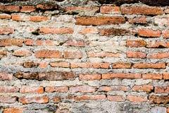 Parede de tijolo Textured clássica Foto de Stock Royalty Free