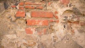Parede de tijolo velha Foto de Stock Royalty Free
