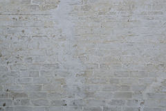 Parede de tijolo velha do fundo Foto de Stock Royalty Free