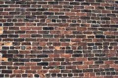 Parede de tijolo velha do grunge Fotografia de Stock Royalty Free
