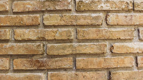 Parede de tijolo velha do vintage Imagem de Stock