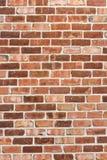 Parede de tijolo vermelho Imagem de Stock Royalty Free