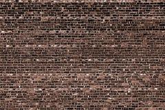 A parede de tijolo vermelho velha fotos de stock royalty free