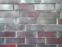 Parede de tijolos Fotos de Stock Royalty Free
