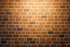 Parede de tijolos Foto de Stock