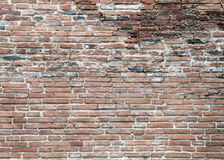 Parede de tijolos velha Fotografia de Stock Royalty Free