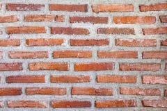 Parede de tijolos velha em Suíça Fotografia de Stock