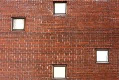 Parede de uma casa Fotografia de Stock