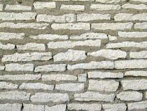 Parede de uma pedra Foto de Stock