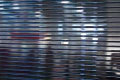 Parede de vidro Imagens de Stock