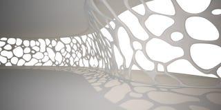 Parede de Voronoi Fotografia de Stock