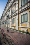 Parede de Windows do ministério de defesa em Banguecoque Fotos de Stock