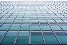 Parede do arranha-céus Imagem de Stock Royalty Free