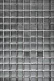 Parede do bloco de vidro Foto de Stock