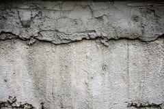 Parede do cimento Foto de Stock