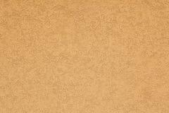 Parede do estuque da terracota Textura do fundo Fotografia de Stock