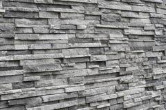 Parede do folheado do granito usada no artitecture imagens de stock royalty free