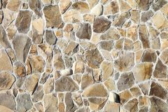 Parede do granito Imagens de Stock
