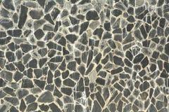 A parede do granito Foto de Stock