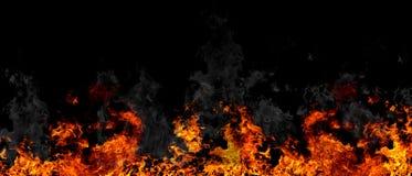 Parede do incêndio fotografia de stock royalty free