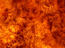 Parede do incêndio Imagens de Stock