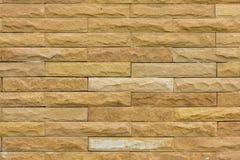 Parede do Sandstone Fotos de Stock