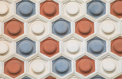 parede do teste padrão do tijolo Imagem de Stock Royalty Free